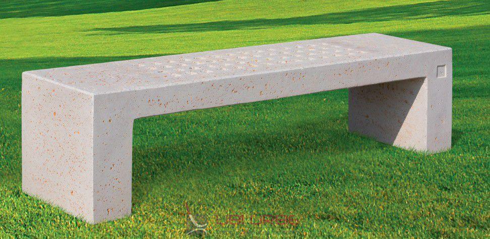 Panchine In Cemento Da Esterno.Panchine In Cemento Galatina Da Esterno Cod Pa178 Vimpex Arredo